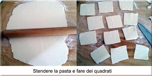 formatura torta fritta senza glutine